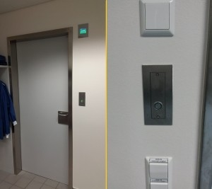 Door locking system DICTATOR door interlock systems
