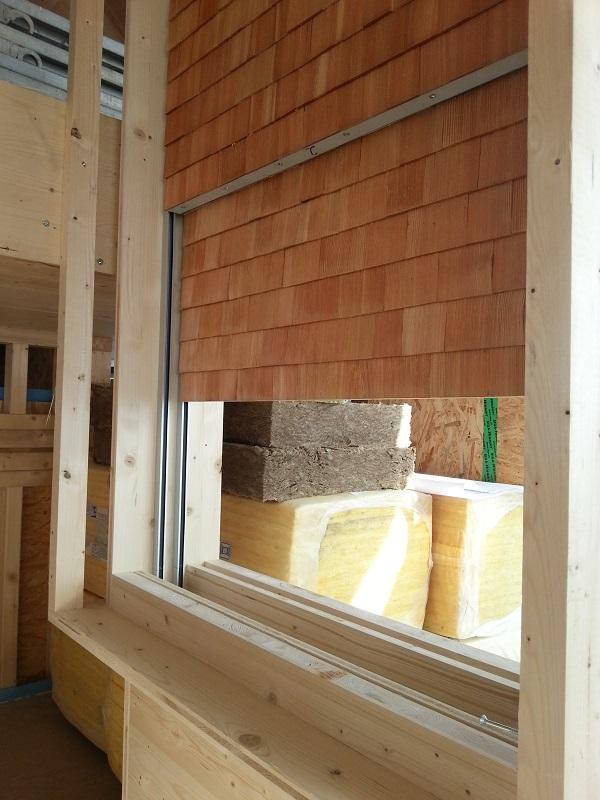 Fenster-Antrieb Sonderlösung