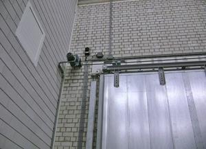 Brandschutztor Antrieb DICTAMAT 700EX