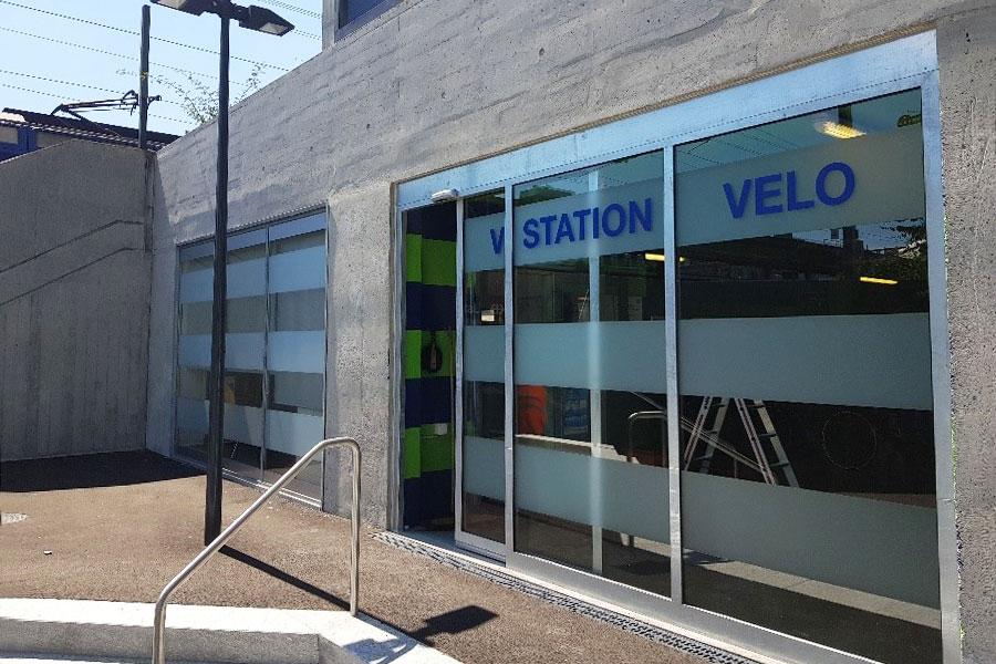 Veloraum-Bahnhof-Uster