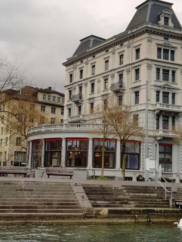 Restaurant Terrasse Zürich